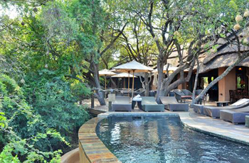 Luxury accommodation at Motswiri Private Safari Lodge