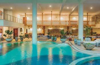 Swimming Pool at Movenpick Hotel, Nairobi, Kenya