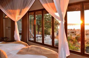 Suite Interiors at Ngoma Safari Lodge