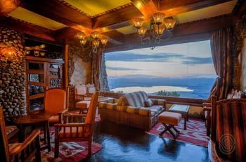 Room Interior, Ngorongoro Serena Lodge, Tanzania