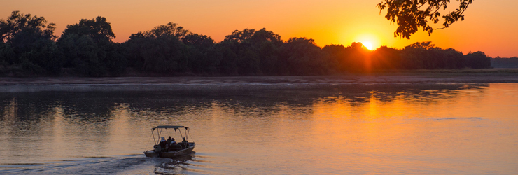 South Luangwa River, Zambia