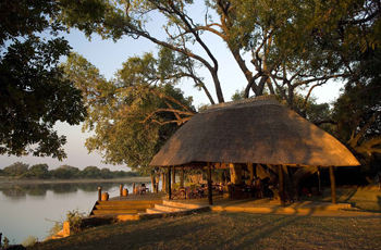 Nkwali Camp, first stop of the 7 Day Zambia Safari