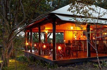 Olare Mara Kempinski is a Luxury Tented Safari Camp