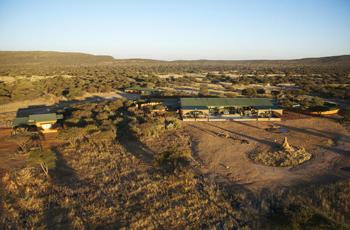 Okonjima Plains Camp, Namibia