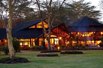 Oltukai Lodge, Amboseli, Kenya