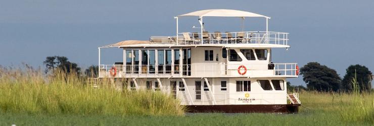 Chobe Houseboat - Pangolin Voyager