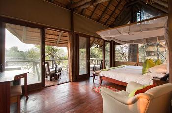 Room Interior, Rhino Post Safari Lodge, Kruger Park