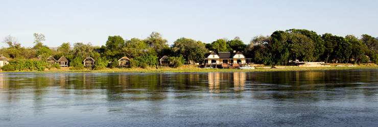 Royal Zambezi Lodge, Lower Zambezi