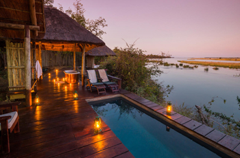 Swimming Pool, Royal Zambezi Lodge