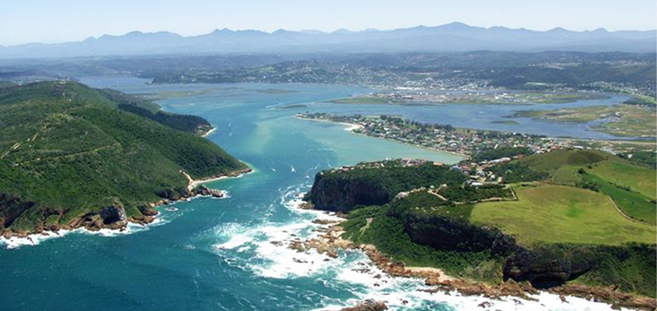 The Knysna Heads, Garden Route, South Africa