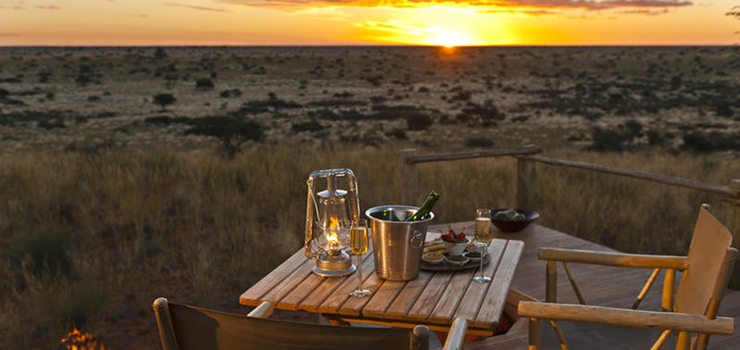 Space, skies and silence are everywhere in the Karoo