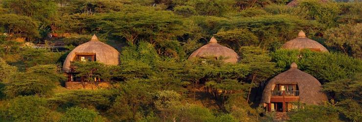 Serengeti Serena Lodge, Tanzania