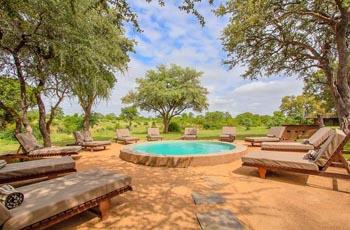 Shindzela Safari Camp, near Kruger National Park, South Africa