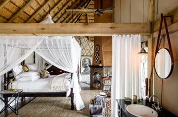 Singita Ebony, Room Interior