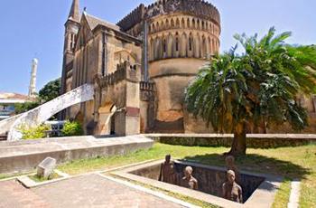 Slave Trade Tour, Zanzibar