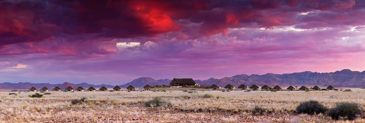Desert Homestead, near Sossusvlei, Namibia