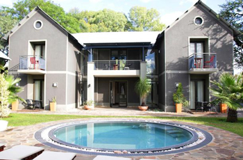 The Utopia Boutique Hotel, Windhoek, Namibia