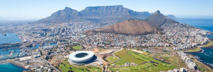 City of Cape Town & Table Mountain