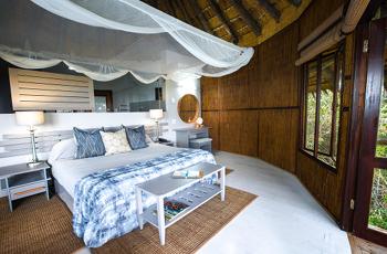 Room Interior, Thonga Beach Lodge