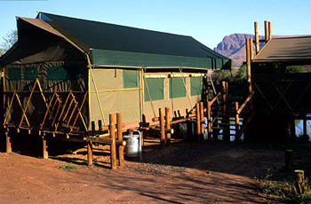 Tlopi Tented Camp, Marakele National Park