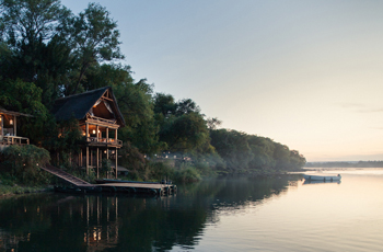 Tongabezi Lodge, Zambia