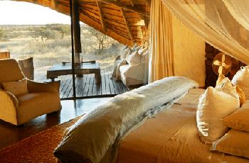 The Motse at Tswalu offers luxury accommodation