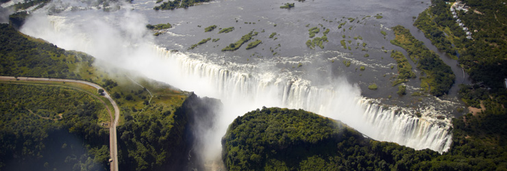 Victoria Falls is a once in a lifetime phenomenon to witness