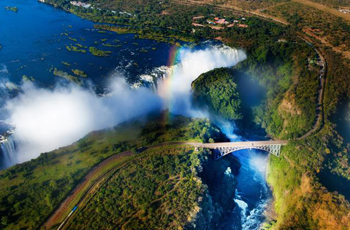 Victoria Falls is a once in a lifetime natural spectacle