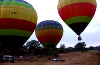 Hot Air Ballooning, Pre Flight Hoedspruit
