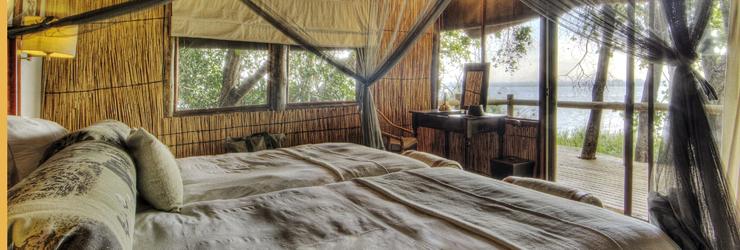 Xugana Island Lodge, Okavango Delta, Botswana