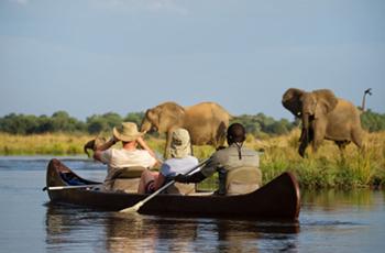Canoe Safari from Chongwe River Camp, Lower Zambezi, Zambezi