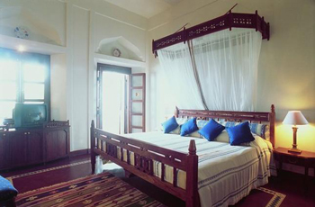 Zanzibar Serena Hotel, Room Interior