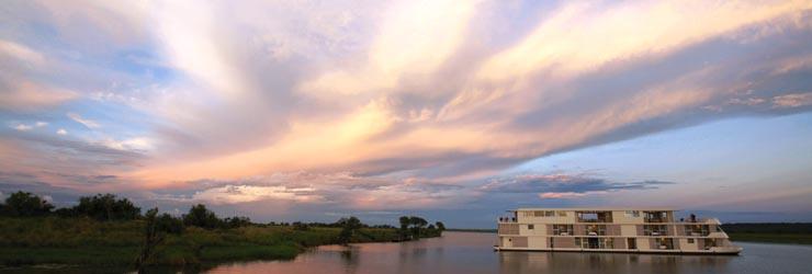 Zambezi Queen, Chobe River