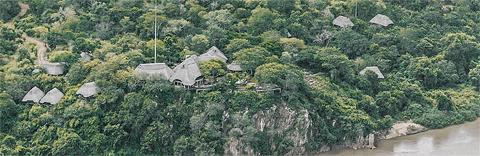 Chilo Gorge Safari Lodge, Zimbabwe
