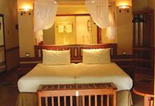 Safari Room, Chobe Safari Lodge