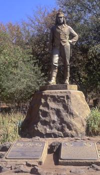 Dr David Livingstone, Victoria Falls