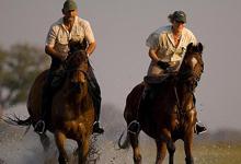 Okavango Horseback Safari