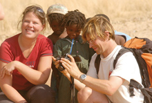 Guests on an African Overland Adventure