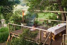 Sleep Outs, Kruger National Park