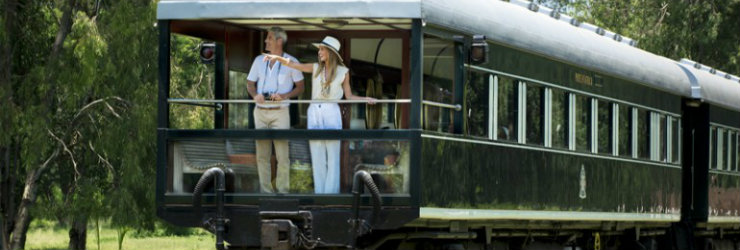 Rovos Rail, Luxurious Train in South Africa