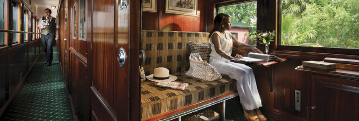 Suites on Rovos Rail
