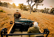 Sabi Sabi Safari Lodges adjacent to Kruger National Park