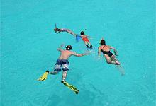 Snorkelling, Mnemba Island Lodge, Zanzibar