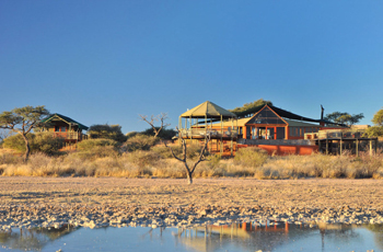 Suricate Tented Lodge, Namibia