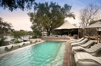 Thorntree Lodge, Zambia